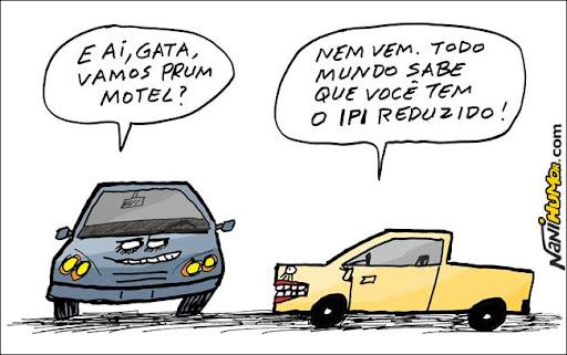 Carro com IPI reduzido