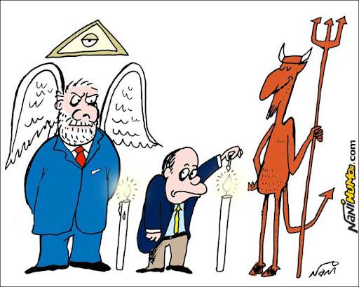 José Serra entre Deus e o Diabo