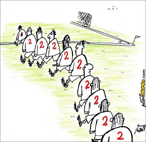 Copa: o time da suiça