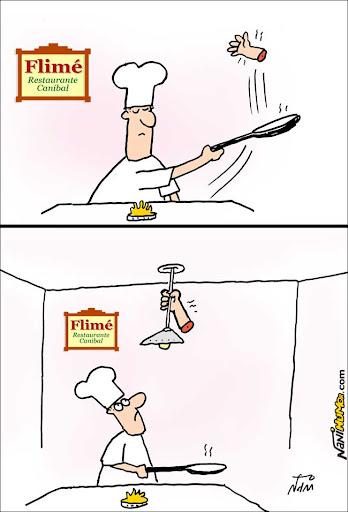 Alemanha tem restaurante canibal
