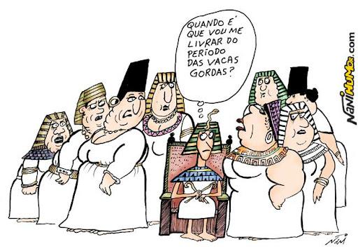História Mal Contada. Pragas do Egito