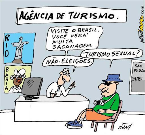 Eleições 2010. Turismo Sexual