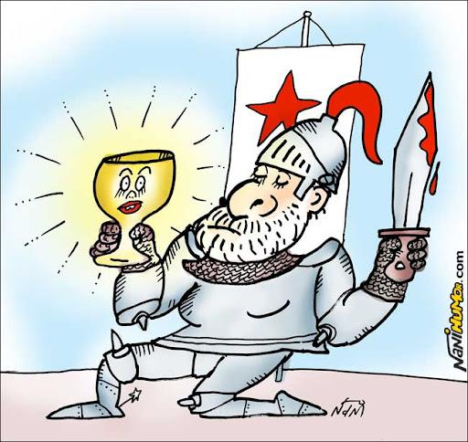 O Santo Graal. Dilma, Lula e as eleições 2010