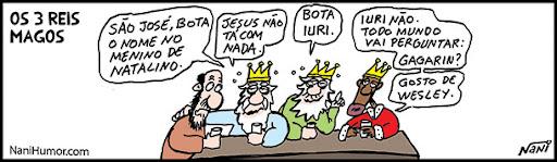 Os 3 Reis Magos. jesus