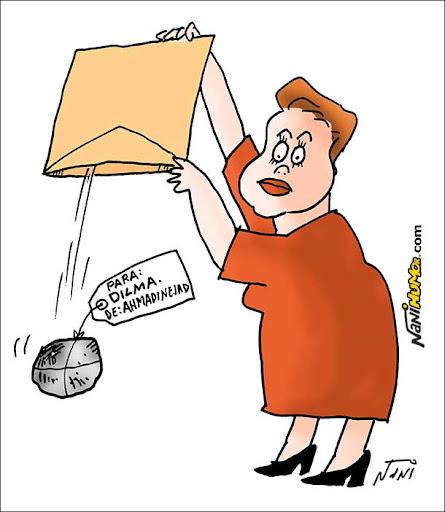 Dilma é contra apedrejamento de sakineh no irã
