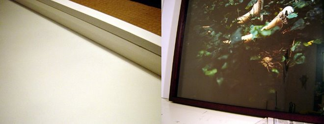 marcos con cámara de aire