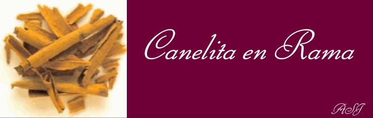 canelita en rama
