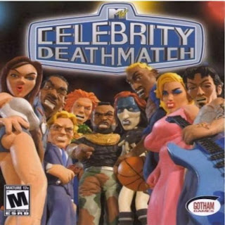 Celebrity Deathmatch Boxed Set 5 DVD's - Media Collectibles