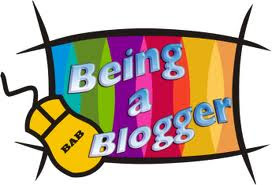I am now a blogger!!
