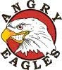 Das Logo der Angry Eagles - eine fiktive Battletech-Truppe