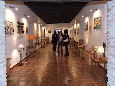 Exposición Artistas del Altiplano-Gorafe