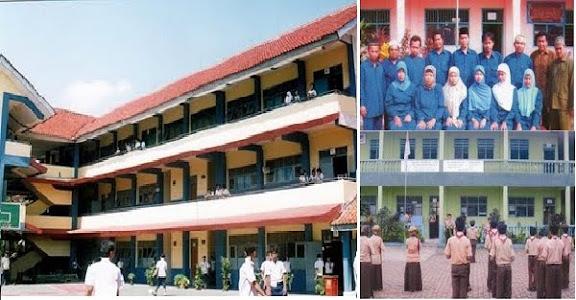 SMP Negeri 38 Jakarta dan MTs Al-Wathoniyah 2 Jakarta