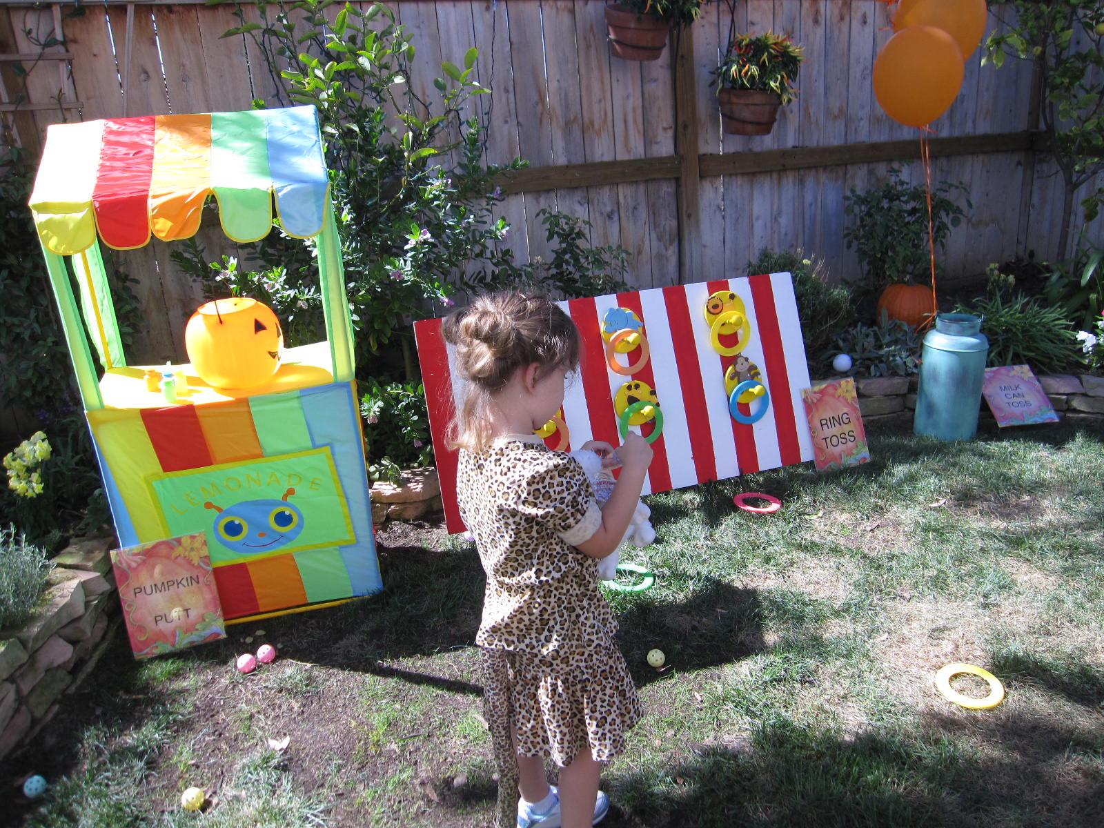 Cheerful Events: Jaina's 4th Birthday!