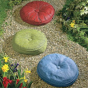 Simply Stoked Pillow Stepping Stones
