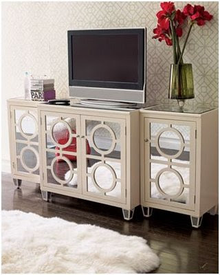 simply stoked mirrored furniture. Black Bedroom Furniture Sets. Home Design Ideas