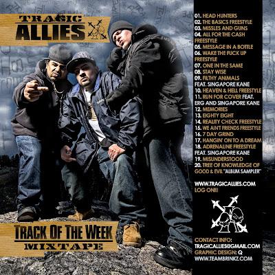 Tragic Allies-Track Of The Week Mixtape-2012-FrB