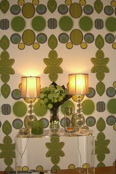 Looking For A Different Way To Use Your Wallpaper? Check These Out. All  Papers Are From Walnut Wallpaper.