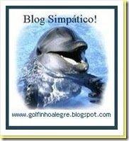 "Prêmio ""Blog Simpático"""