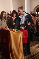 Цветан цветанов със семейството си в град Годеч на Великден