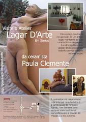 Cartaz - Atelier Lagar D'Arte