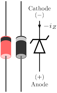 Zener Diodes : Diodes and Rectifiers - Electronics Textbook