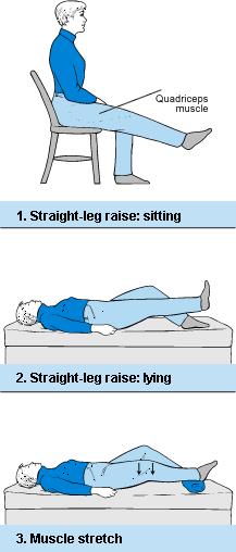 knee exercises for osteoarthritis pdf
