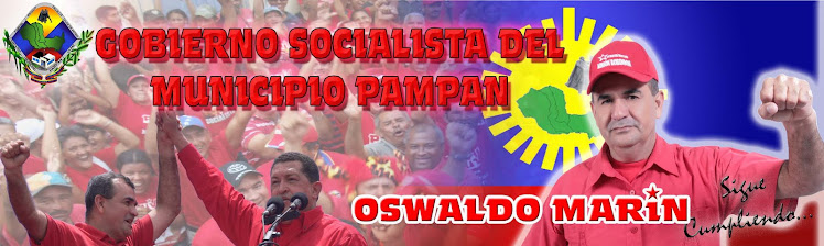 ALCALDIA SOCIALISTA DEL MUNICIPIO PAMPAN