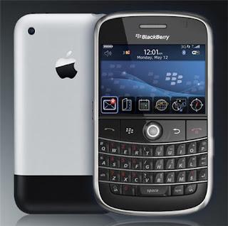 Spesifikasi BlackBerry