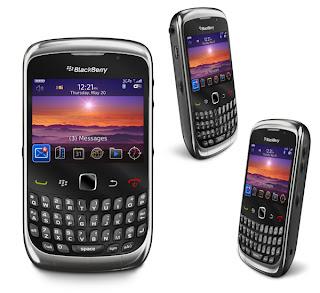 BlackBerry Curve 9300 Spesifikasi dan Harga Terbaru Indonesia