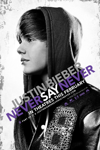 justin bieber never say never movie poster. quot;Justin Bieber: Never Say