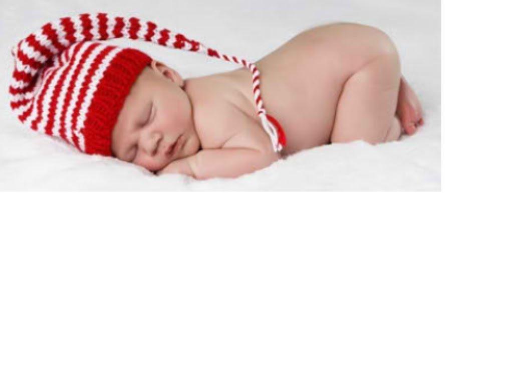 Gorro para bebês