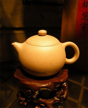 A Cup Of Chinese Tea With Cha Sifu George
