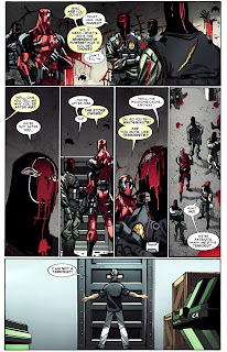 X Men Supreme Deadpool 27 Returning To Awesome Form