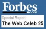 Forbes Web Celeb 25
