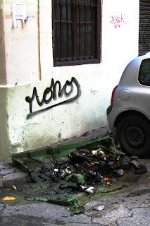 Delicat foc vandàlic