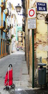 El carrer de Baix