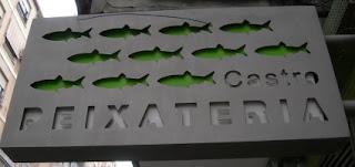 Peixos valencians en Xàtiva