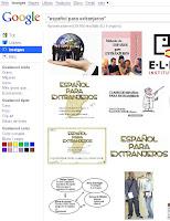 Espanyol per a forasters, segons Google