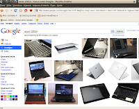 Asus 1201N, segons Google