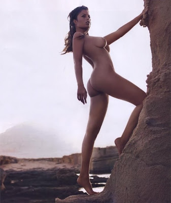 Italian model joins the likes of Monica Bellucci to appear nude in Max ...