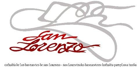 Cofradía de los Danzantes de San Lorenzo - San Lorentzoko Danzanteen Kofradia        PAMPLONA-IRUÑA