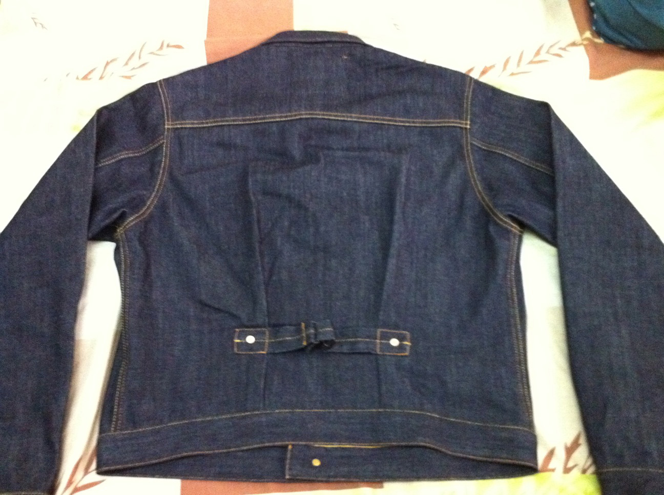 The Half Bundle Prince SOLD - Evisu Denim Jacket