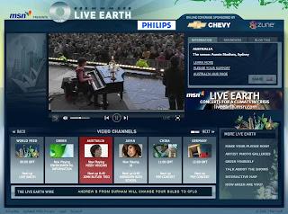Live Earth 7.7.07