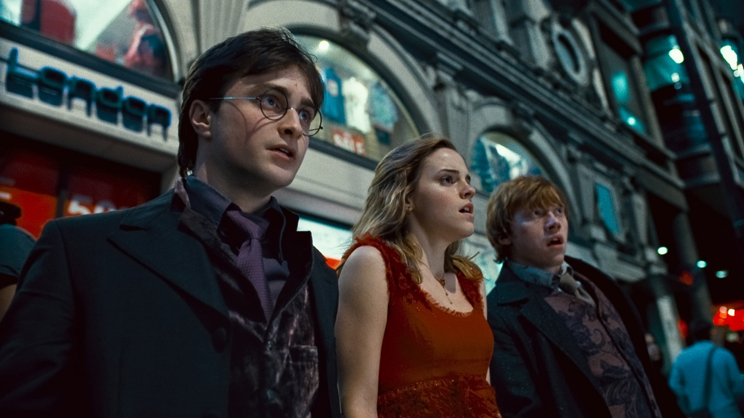 Films According to Chris Wyatt: Harry Potter and the ...