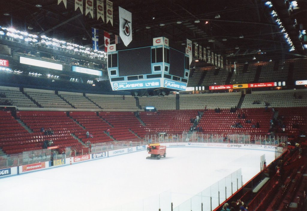 Nhl Arenas Past And Present Hfboards Nhl Message