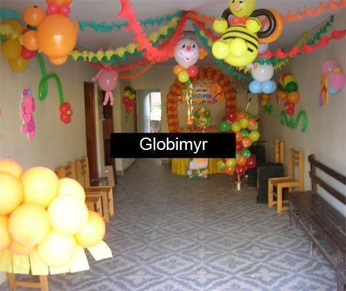 Decoración de winnie the Pooh fiestas infantiles - Imagui