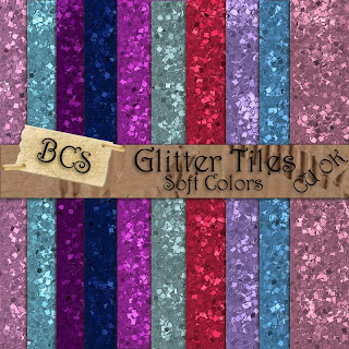 Soft Glitter Tiles Soft+colors+preview
