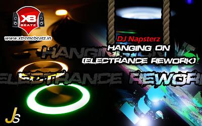DJ Napsterz - Hanging On (Electrance Rework) Hanging+on