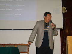 I CONGRESO LATINOAMERICANO DE COMPRENSIÓN LECTORA: Leer para producir más cultura.  Huancayo 2008
