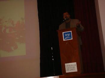 Biblioteca Nacional del Perú 28 de octubre de 2010